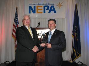 Bob Bee - Award
