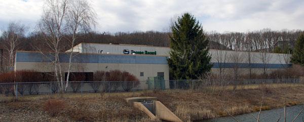 Former Pocono Record Printing Plant RT 715, Tannersville, PA