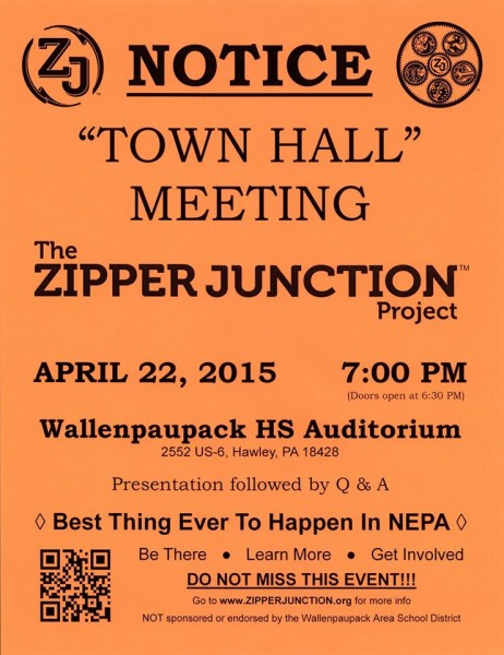 town-hall-meeting-for-Zipper-Junction