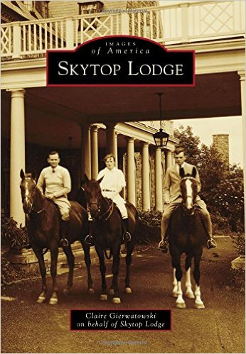 Skytop Lodge - History