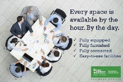 BHG Campus Space Ad